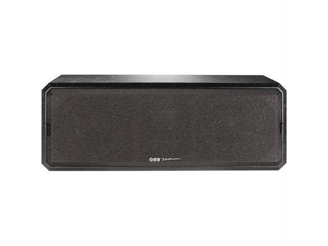 """DV-52CLRB 5.25"""" 2-Way 125-Watt Center-Channel Speaker"""
