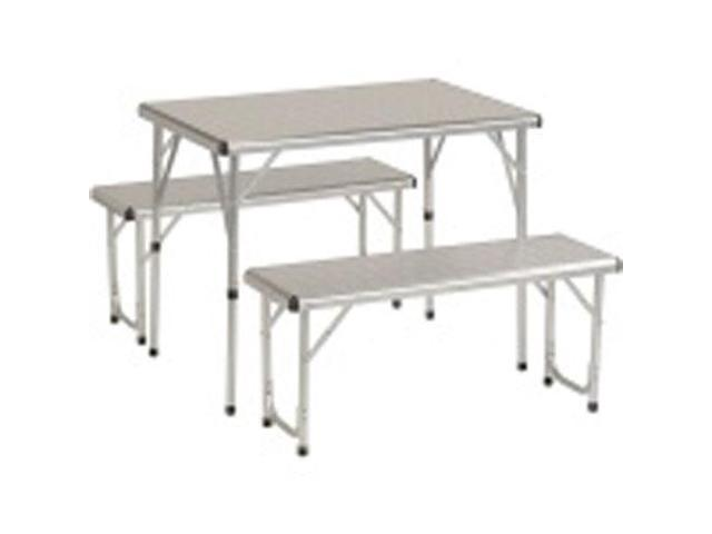 2000003097 Pack-Away® Outdoor 4-Person Picnic Table
