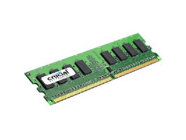 CT2KIT12864AA667 Crucial 2GB DDR2 SDRAM Memory Module