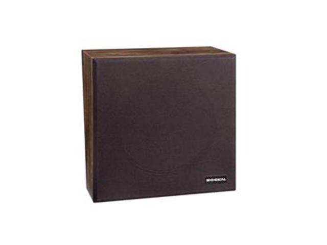 Bogen Wall Baffle Speaker  Walnut