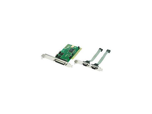 PCI Controller Card, 2x Serial And 1x Parallel