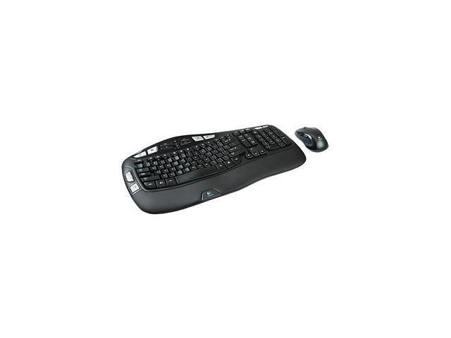 Logitech Mk550 Keyboard And Mouse, Wireless, USB