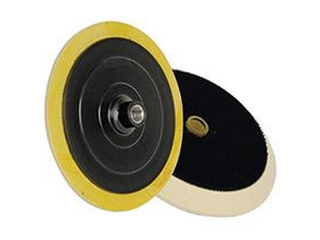"""PAD VELCRO BACKING 6.5"""" BUFFING PADS 5/8""""-11"""