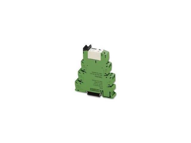 PHOENIX CONTACT 2912507 RELAY, PLC, DPDT, 24VDC, 6A, DIN RAIL