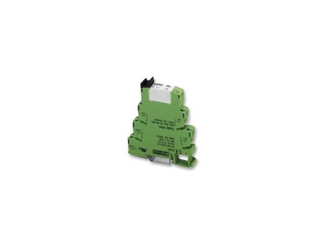 PHOENIX CONTACT 2967125 RELAY, PLC, DPDT, 24VDC, 50MA, DIN RAIL