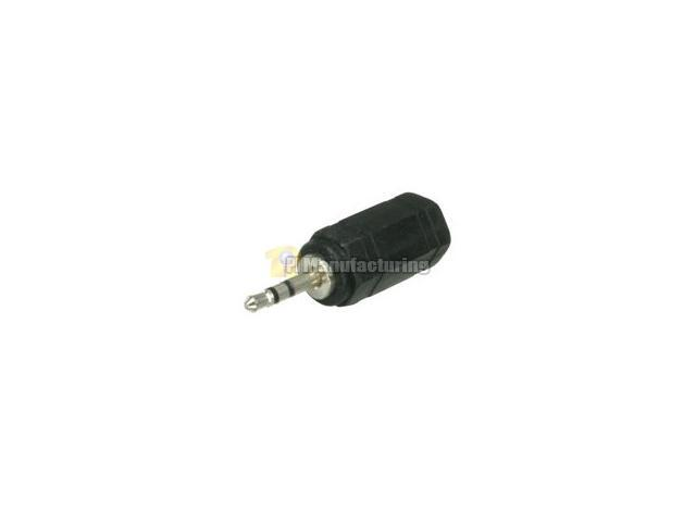 2.5mm Stereo Male to 3.5mm Stereo Female Adapter