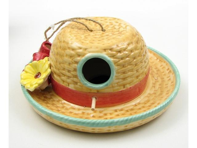 Hat Birdhouse