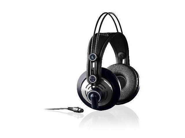 FULL SIZE STUDIO HEADPHONES    SEMI OPEN BACKED SUPRA AURAL