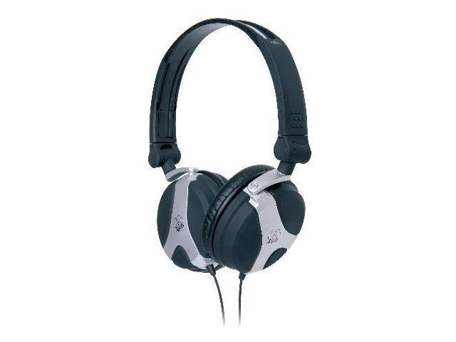 DJ  HEADPHONES                 FULL SIZE CLOSED BACK