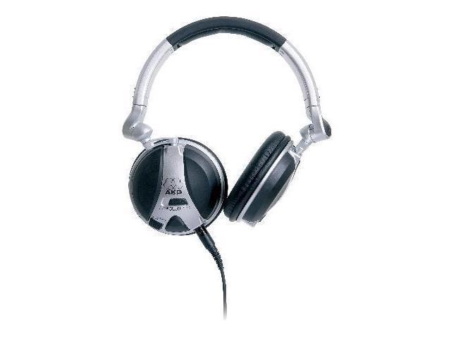 FULL SIZE STUDIO HEADPHONES    CLOSED BACK DJ STYLE