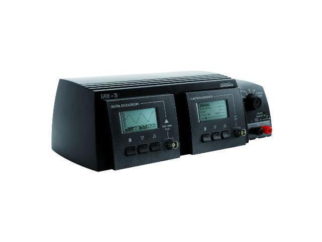 Three-in-One Lab Unit with Scope, Function Generator and Power Supply