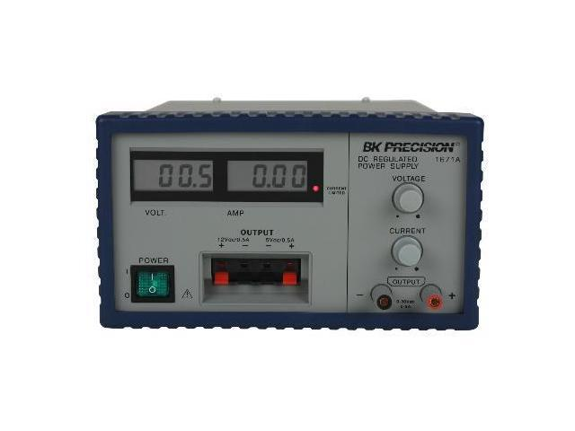 Triple-Output 30VDC, 5A Digital Display Power Supply