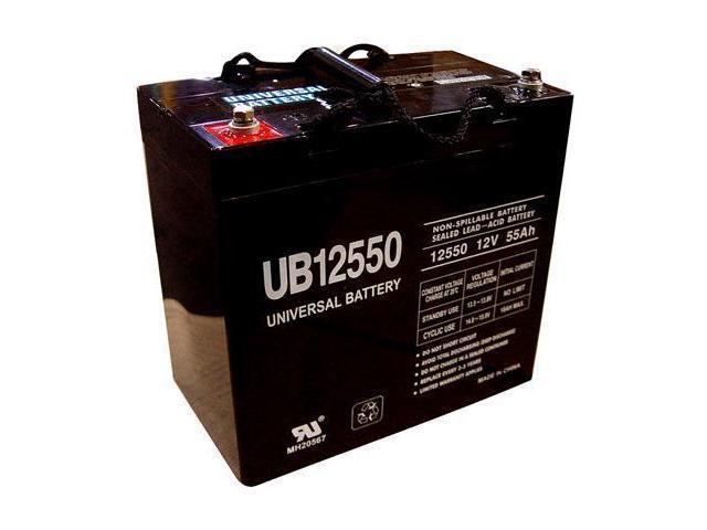 Power Source Battery WP22NF-55 SLA Battery w/ Handle 91-228 - 1 Year Manufacturer Warranty!