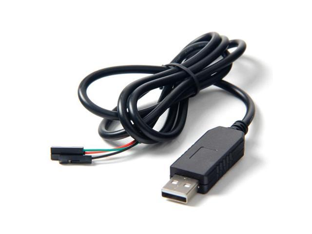 New USB to TTL Serial Cable Adapter FTDI Chipset PL2303HX Cable Computer Cable