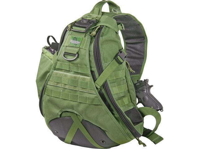 Maxpedition 0410G Monsoon Gearslinger OD Green Large Size Single Shoulder Pack