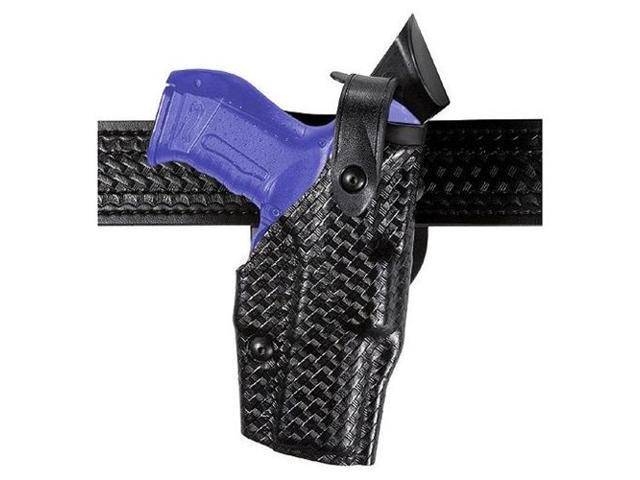 Safariland 6360 ALS Level III w/ Ride UBL Holster - STX Basket Weave, Right Hand