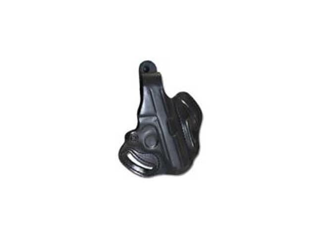 Desantis Thumb Break Scabbard Belt Holster RH Black Sig P238 Leather 001BA98Z0