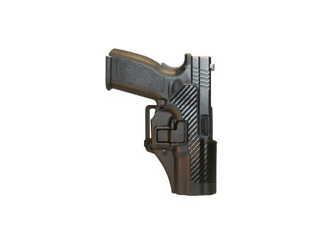 Blackhawk 410513BKL CQC SERPA Matte Finish Holster LH For Glock 20 21 & S&W M&P
