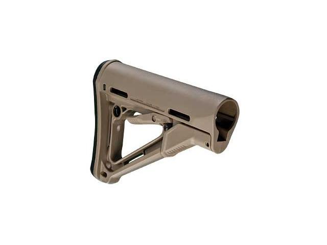 Magpul Industries 310 CTR Military-Spec Stock Adjustable Field Dark Earth