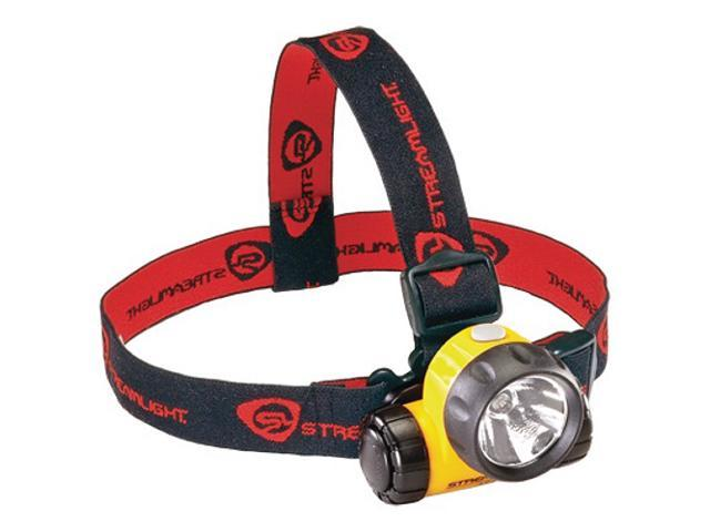 Argo Luxeon LED Yellow Headlamp