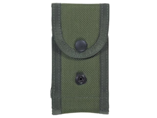 Bianchi 14545 SZ 2 Olive Drab Military Double Magazine Pouch For Beretta 92