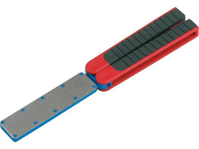 "Lansky LS09710 Rod/Steel Diamond Paddle Fine Grit 3 1/2"" X 3/4"" Surface 100% Dia"