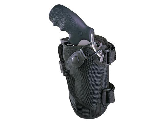Bianchi 4750 Ranger Triad Ankle Holster - Black, Right Hand 19746