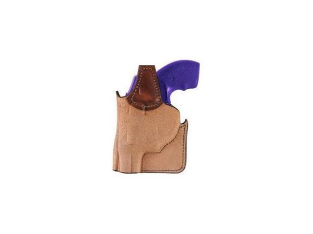 Bianchi 152 Pocket Piece Holster, Plain Tan, Right Hand for S&W 36, 640, 25200