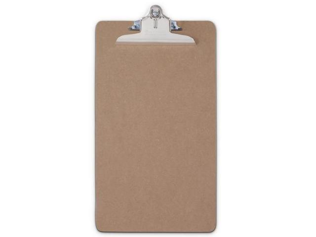 Saunders 5613 Recycled Material 8.5 x 14 in Legal Size High Capacity Clipboard