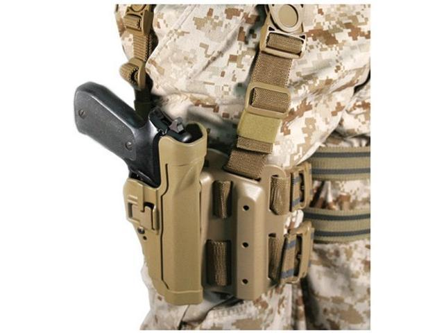 BlackHawk Tactical SERPA Holster - Right Hand Draw