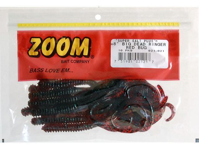 Zoom Soft Plastic Fishing Bait 021-021 8