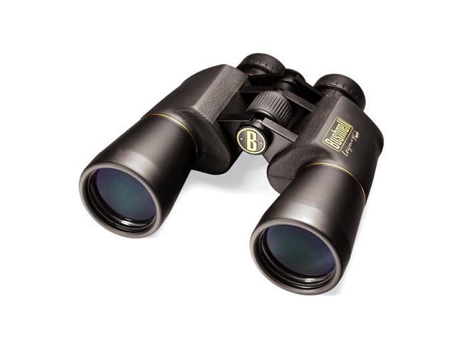 New, Bushnell Legacy WP 10x50 Porro Prism Waterproof Binoculars, Matte Black 120