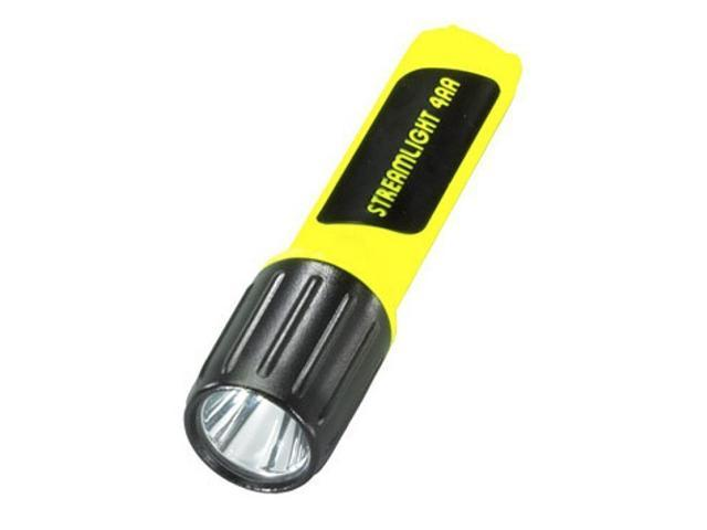 ProPolymer Lux LED Flashlight 4AA (Included) Yellow