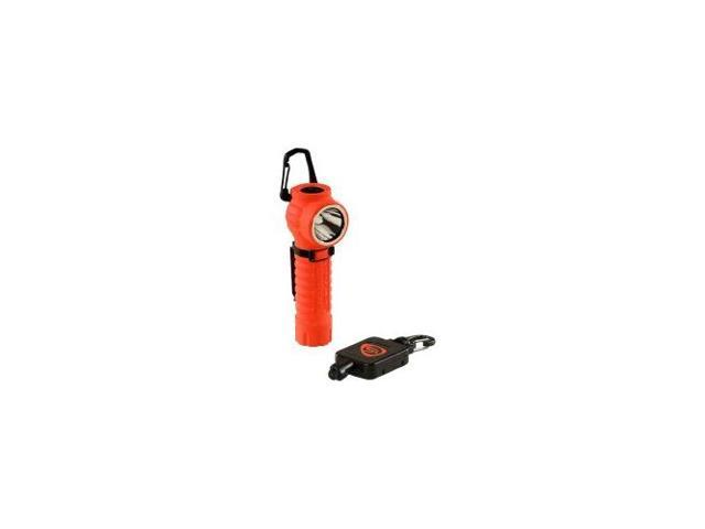 Streamlight PolyTac 90 Flashlight w/ Lithium Batteries - Orange