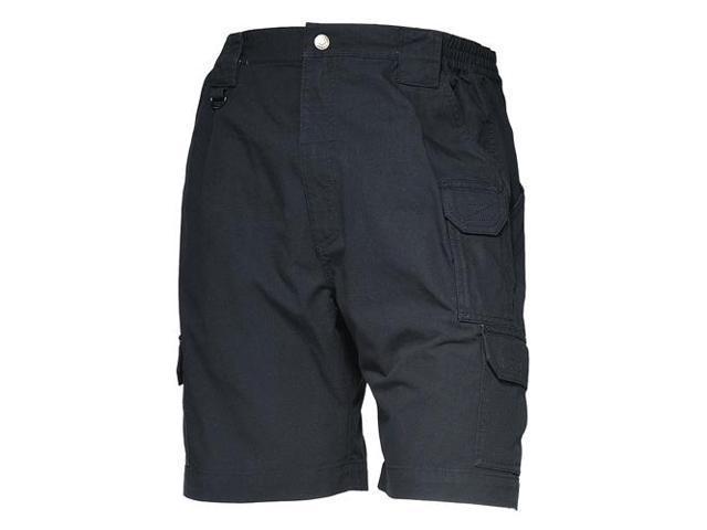 5.11 - Men's Cotton Tactical Shorts - Black - 28