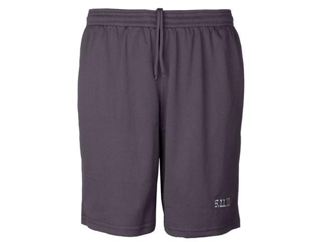 5.11 - Tactical Men's Performance Training Shorts - Charcoal - Medium