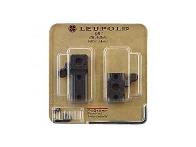 Leupold QR Quick Release Bases