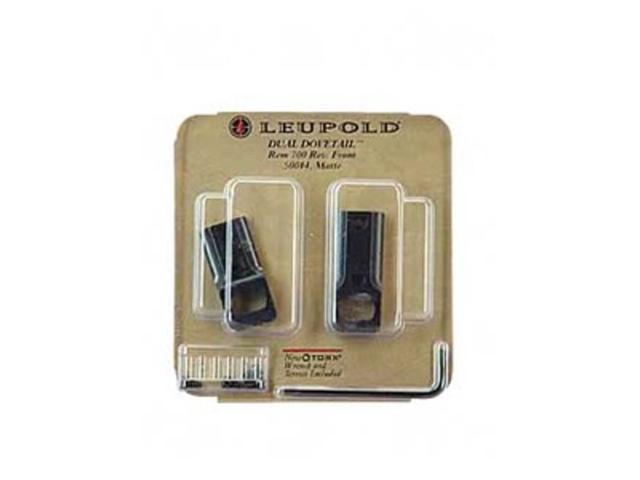 Leupold Duel Dovetail DD 2PC 2-Piece Bases
