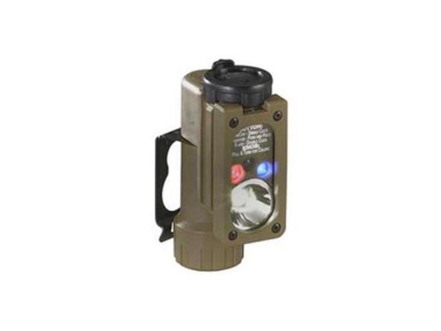 Streamlight Sidewinder Flashlight C4 White Red Blue & Green LED 14132