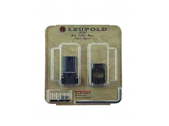 Leupold Standard 2 Piece Base Matte Winchester 70 RVR LP50021 030317500214
