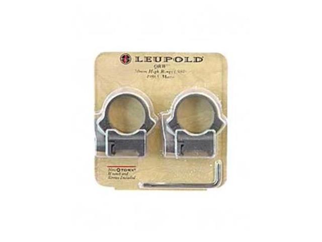 Leupold QRW Ring 30mm High Matte LP49865 030317498658