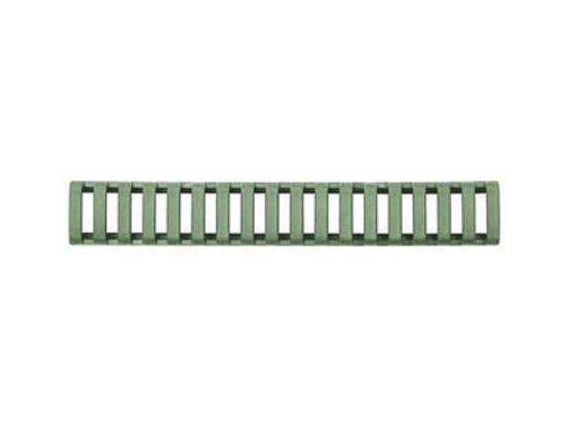 Blackhawk Low Profile Rail Ladder (18 slot), OD Green  71RL00OD