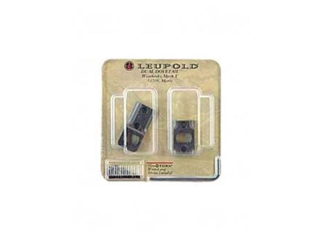 Leupold Dual Dovetail 2 Piece Base Matte Weatherby Mark V LP51706 030317517069