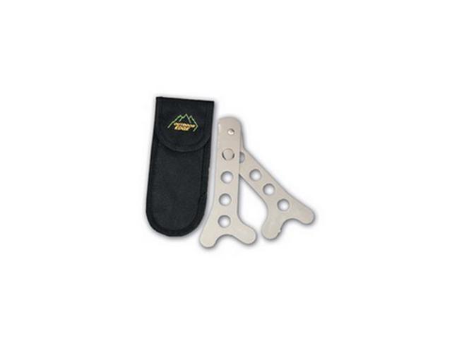 Outdoor Edge OESS10 Steel Stick Pivoting Steel Bar To Spread Brisket Open For Ea