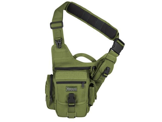 Maxpedition 0403G Green Nylon Fatboy Versipack Water-Resistant Carry Bag/Pack