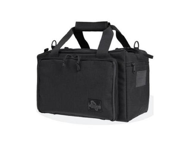 Maxpedition Black Compact Range Firearm Bag and Accessories 0621B