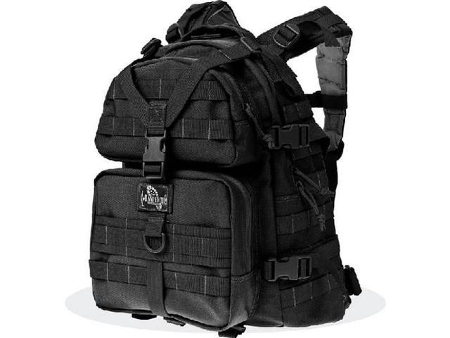 Maxpedition Black Condor II Nylon Tactical Backpack