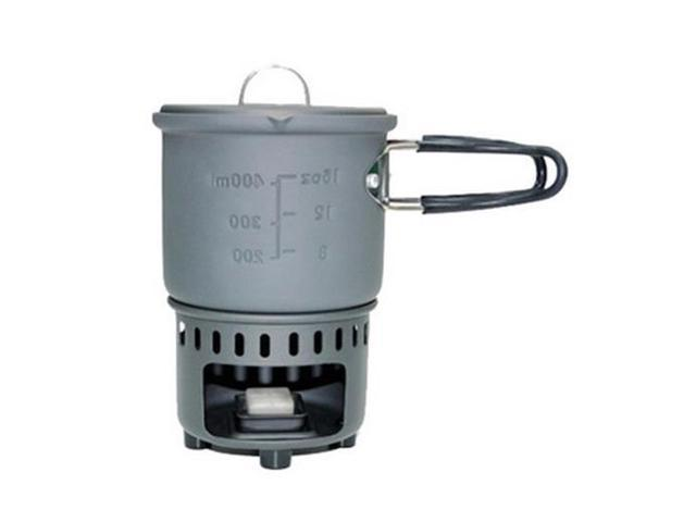 Esbit E-CS585HA Solid Fuel Stove and Cookset