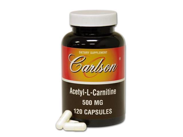 Acetyl L Carnitine - Carlson Laboratories - 120 - Capsule