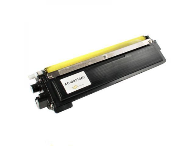 HQ Brother Compatible TN210 TN-210 Yellow TN210Y TN-210Y Toner Cartridge for Brother HL-3040CN HL-3045CN HL-3070CW HL-3075CW MFC-9010CN MFC-9120CN MFC-9125CN MFC-9320CW MFC-9325CW